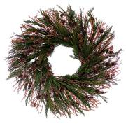 Pinecone Forest Wreath