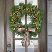 Winter Woods Wreath 24-inch