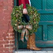 Winter Woods Wreath 30-inch