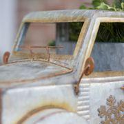 Vintage Christmas Truck Centerpiece