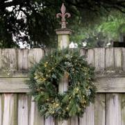 Yuletide Frasier Fir Wreath
