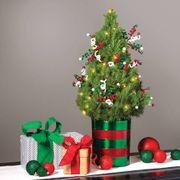 Merry & Bright Tree Thumb