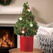 Winter Gnome Tree Thumb