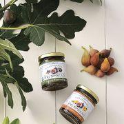 Savory Fig Fanatics Tree Gift Set