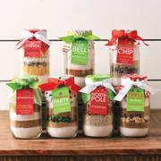Merry and Bright Christmas Party Cookie Mix