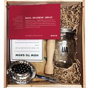 Basil Bourbon Smash Cocktail Kit