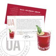 Basil Bourbon Smash Cocktail Kit