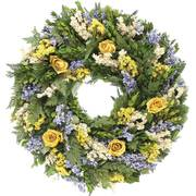 22-inch Garden Dance Wreath