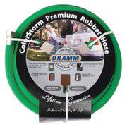 ColorStrom Premium 50 Foot Rubber Hose - Green