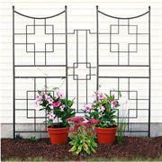 Square-on-Squares Trellis