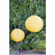 Yellow Original Solar Lanterns