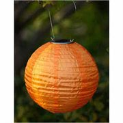 Orange Original Solar Lanterns
