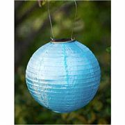 Blue Original Solar Lanterns