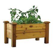 Western Red Cedar Planter Boxes Safe Finish Medium