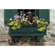Nantucket Window Box-Green 3 feet