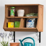 Wall Cubby with Brackets