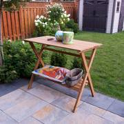 Cunninghamia Cypress Potting Bench