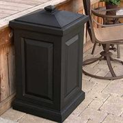 Black Berkshire Storage Bin