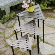 Triangular Nesting Tables (set of 3)