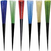 Sparkle Cones, Pack of 6