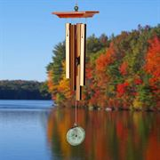 Woodstock Turquoise Chime™ - Small