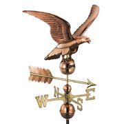 Blue Verde Copper Smithsonian Eagle Weathervane