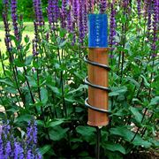 The Worlds Coolest Rain Gauge - 24-inch Stake