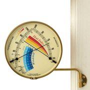 Veranda Heat Index and Wind Chill Gauge