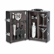 Black Manhattan Cocktail Case