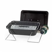 Vulcan Cooler/BBQ Grill in One