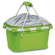 Lime Collapsible Insulated Metro Basket