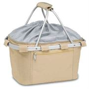Tan Collapsible Insulated Metro Basket