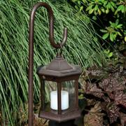 Shepherds Hook Solar Lantern