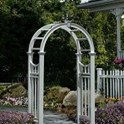 Vienna Arched Ladder Arbor