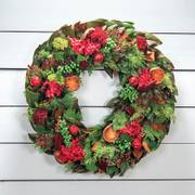 Seasons Bounty Wreath