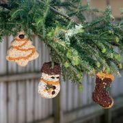 Seasons Seed Greetings Ornaments