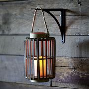 LED Lantern with 6 Hour Timer