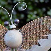 Iron Butterfly Garden Pick