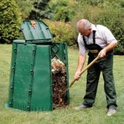 Aeroquick 77 Gallon Compost Bin
