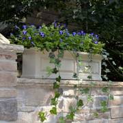 Nantucket Window Box-Clay