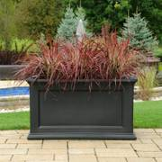 20in x 36in Fairfield Patio Planter