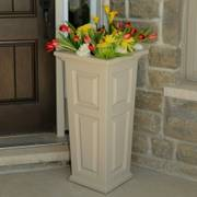 Nantucket Tall Planter - <b><font color=bb0000>Free Shipping!</font></b>