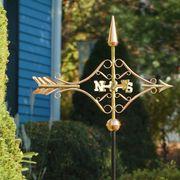 Victorian Arrow Garden Weathervane