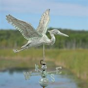 Heron Weathervane-Standard