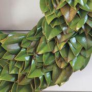 Magnolia Leaf Wreaths