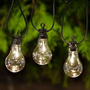 Garden Party String Lights - Round