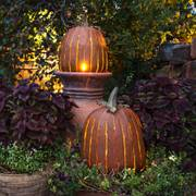 Pumpkin Luminary