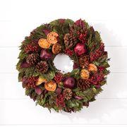 Visions of Sugarplums Wreath