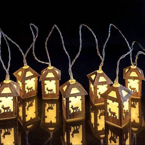 Woodland Deer Light String