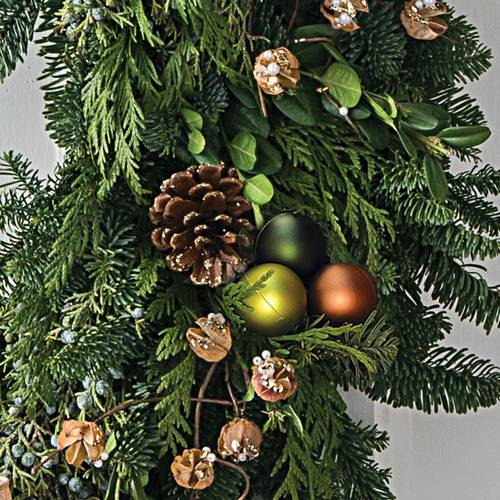 Winter Woods 30-Inch Wreath